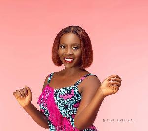 TV host Nana Adwoa Sarkodie