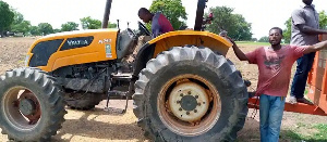 The new prices per acre will take effect from the new farming the season