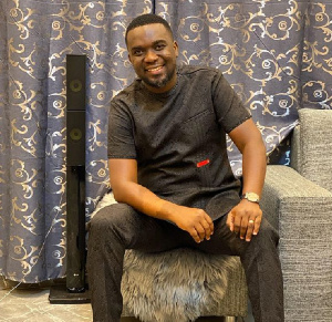 Gospel musician Joe Mettle