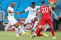 Flashback; 2014 World Cup when the Black Stars played US