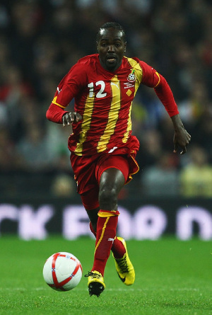 Former Black Stars striker, Prince Tagoe