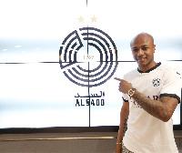 Al Sadd forward Andre Ayew