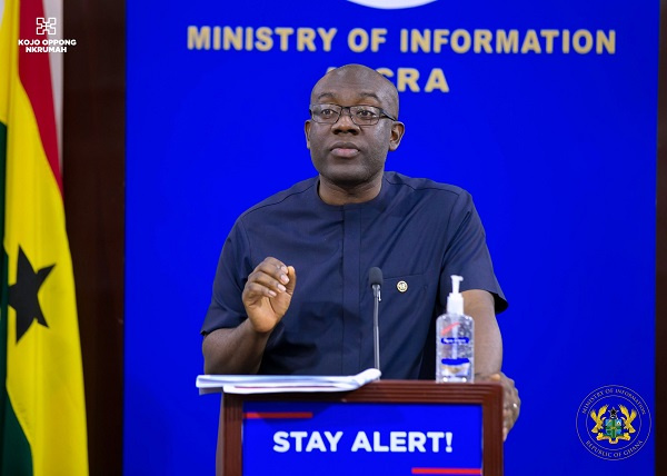 Government engaging stakeholders and being tactful in passing broadcasting bill – Oppong Nkrumah