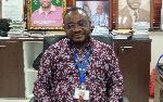 Member of Parliament for South Tongu, Wisdom Kobena Woyome