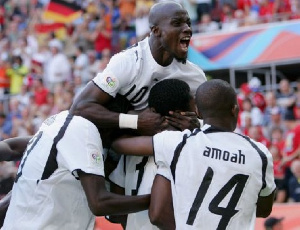 We were inexperience during the 2006 FIFA World Cup - John Painstil