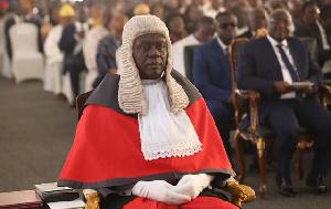 Chief Justice, Anin Yeboah