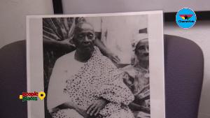 J.K Bruce Vanderpuije is the owner of the Deo Gratias Studio in Ghana