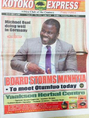 Asante Kotoko official newspaper, Kotoko Express