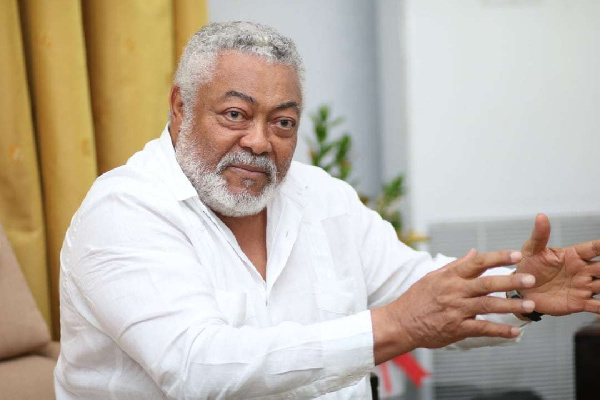 Live by Rawlings's probity, accountability principles – Palmer-Buckle to Ghanaians