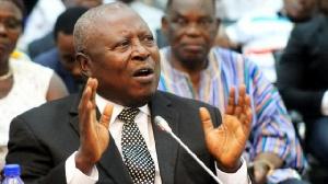 Ghana's first Special Prosecutor, Martin Amidu