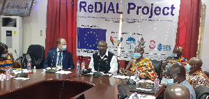 The ReDail Project aims to contribute to transformation and agriculture innovation in the Ghana