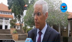 Mexican Deputy Foreign Affairs Minister, Julian Ventura