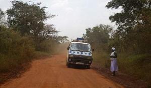 Mini Bus Uganda 1234
