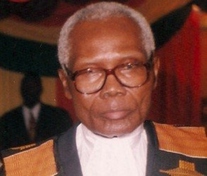 Daniel Francis Annan, Justice