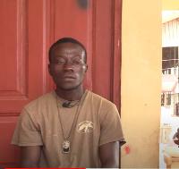 Ex-convict, Kofi Safo