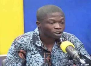 DCE for Sekyere Kumawu, Samuel Addai Agyekum
