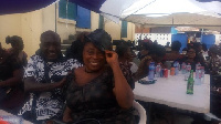 Madam Sheila died at the Greater Accra Regional Hospital at Ridge on Monday