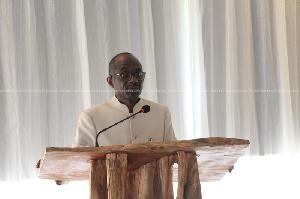 General Secretary of NDC, Asiedu Nketia
