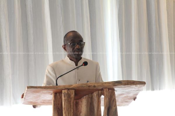 Our okada promise is from Ghanaians – Asiedu Nketia