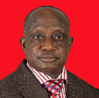 Simon Osei-Mensah, MP for Bosomtwe constituency