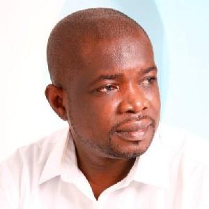 MP for Adaklu Constituency, Kwame Agbodza