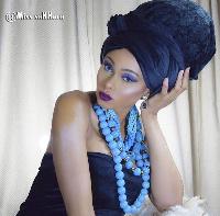 Miss Sahhara formerly Clifford Oche