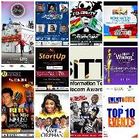 EventGuide top ten events