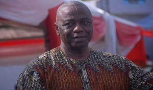Baba Kamara, Former National Security Advisor