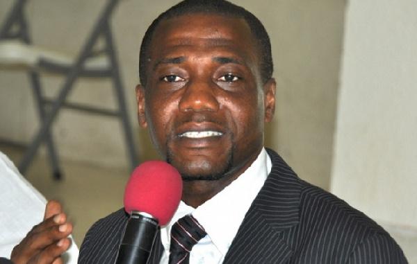 Jacob Osei Yeboah (JOY), Independent Presidential Candidate