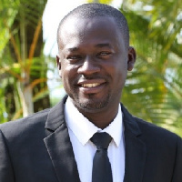 Mr. Eugene Arhin, Director of communications at the presidency