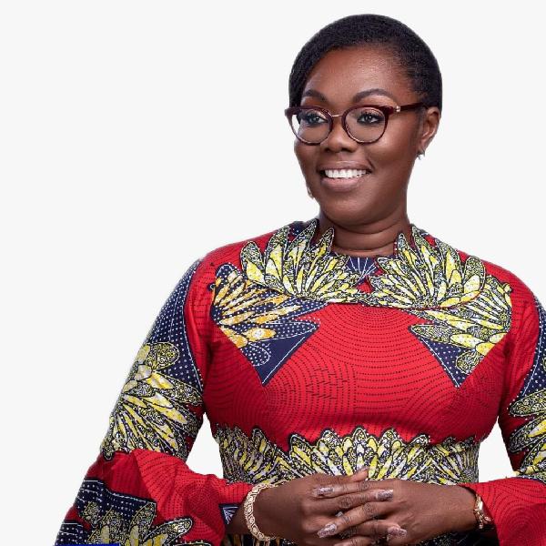 Communications and Digitalisation Minister, Ursula Owusu-Ekuful