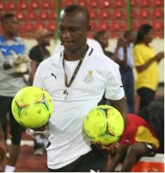 Kwasi Appiah Coach Blackstar