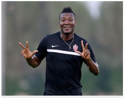 Ishmael Addo picks Asamoah Gyan as Ghana's 'GOAT'