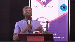 Manasseh Azure Awuni, Freelance Journalist