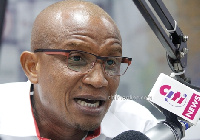 Mustapha Hamid, Spokesperson for the Presidential Candidate of NPP