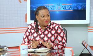 Josephine Nkrumah   NCCE Boss