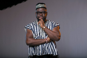 Ghanaian gospel musician, Felix De Solo