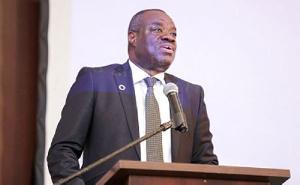 Tourism Minister, Dr Ibrahim Mohammed Awal