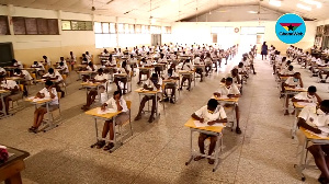 The WASSCE commenced on Monday, August 3
