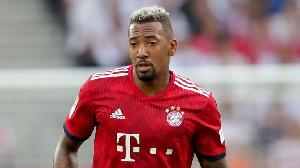 Bayern Munich star, Jerome Boateng