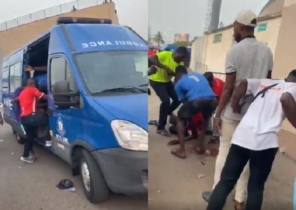 An eyewitness account of Baba Yara shooting incident