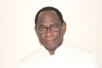 Dr. Kofi Konadu Apraku, Former minister of Trade and Industry