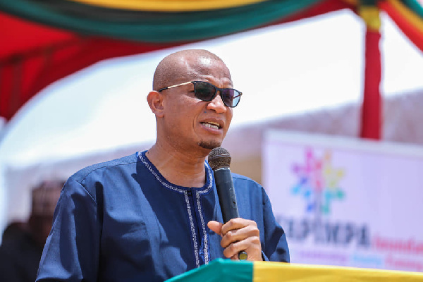 Mahama ignorant of what it takes to be a Lawmaker shocking – Hamid