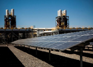 Solar Panel Reuters