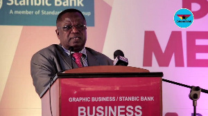 Nana Otuo Acheampong, Banking Consultant