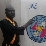 Mr  Raphael Sylvanus, Akoto  newly appointed President of Tiger and Dragon Association