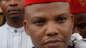 Nnamdi Kanu: Ipob lawyer visit Biafra separatist for Nigerian detention centre for di first time