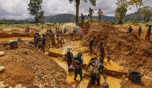 Government has lost the fight against galamsey – Mining consultant