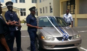 Hero Driver Gets Corolla From IGP