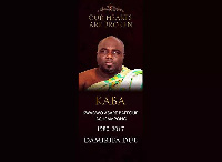 The Late Kwadwo Asare Baffour Acheampong